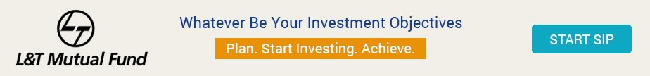 Start your SIP Investment Online