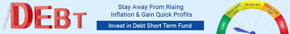 Debt Short Term Funds