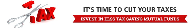 ELSS tax saving funds