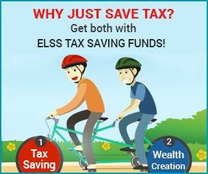 ELSS tax saving mutual funds